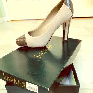 Classic Ralph Lauren Heels
